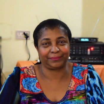 Dr Anne Okigbo-Fisher
