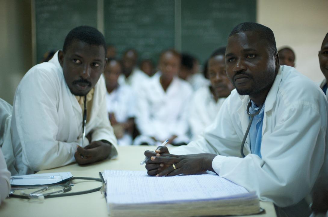 Public health training